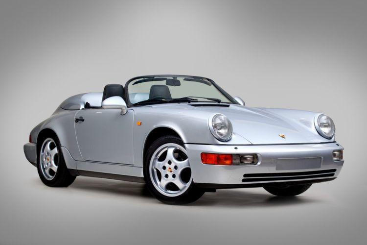 Porsche 911 (964) Speedster cars 1994 wallpaper