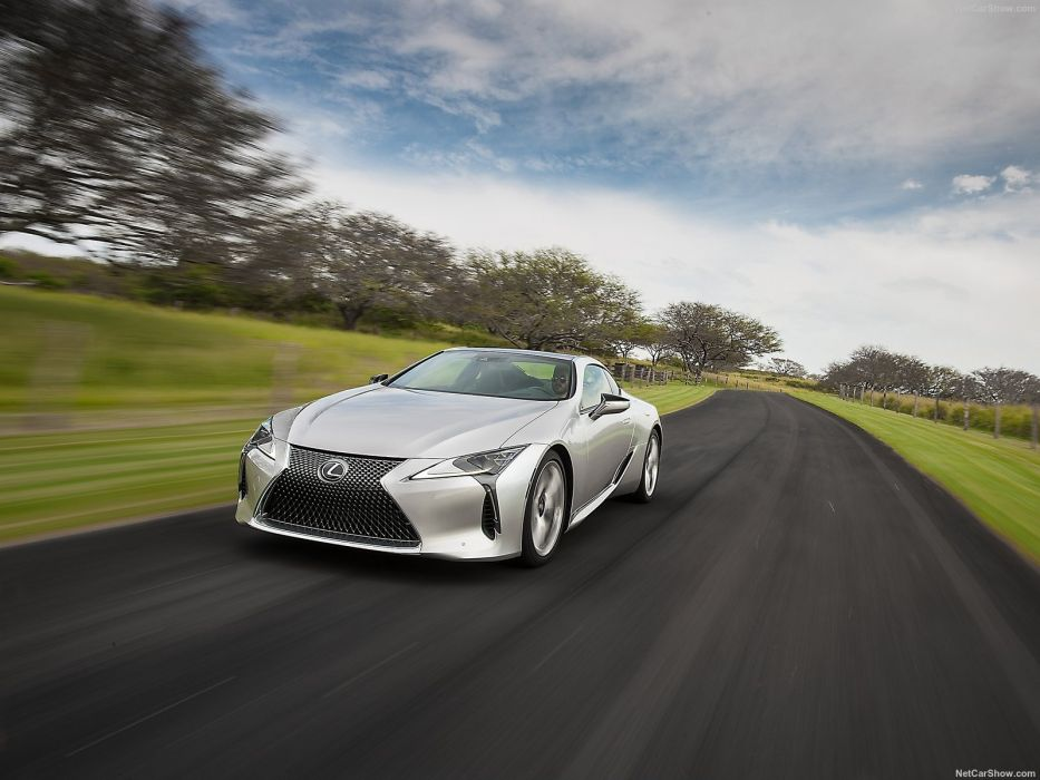2017 cars coupe lc-500 lexus silver wallpaper