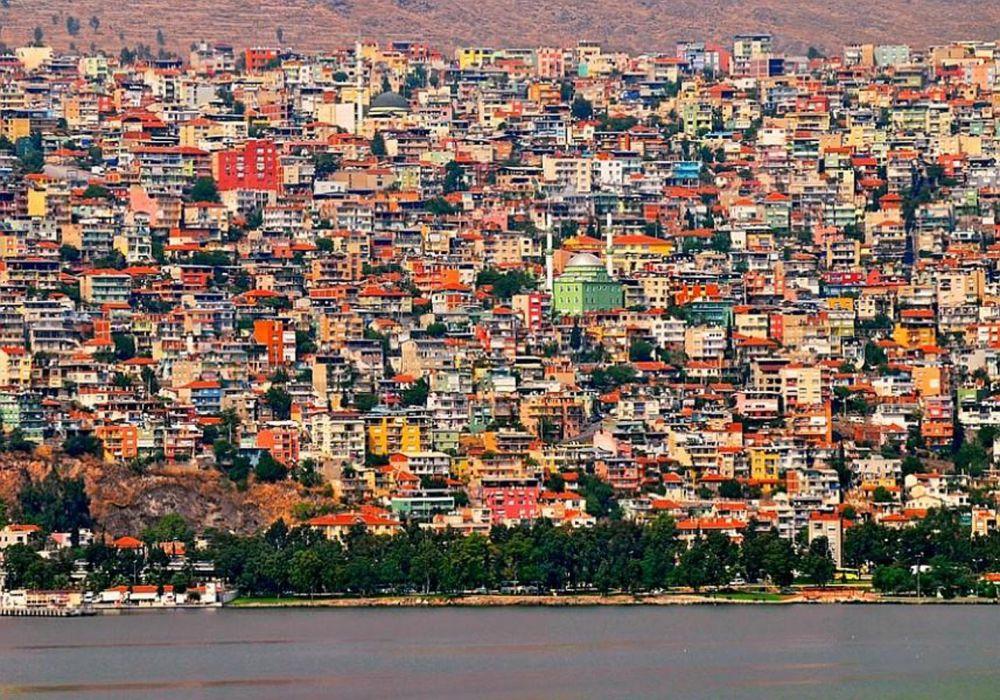 city of izmir turkey picture cool wallpaper