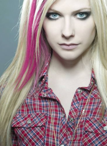 blue eyes female blonde beautiful long hair avril lavigne wallpaper
