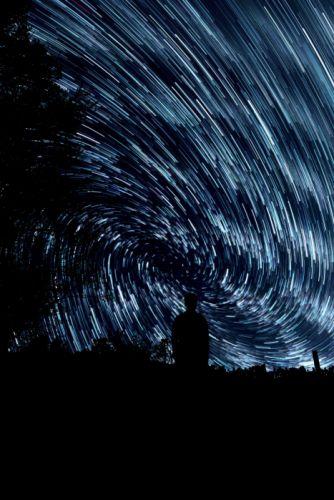 Star Swirl wallpaper