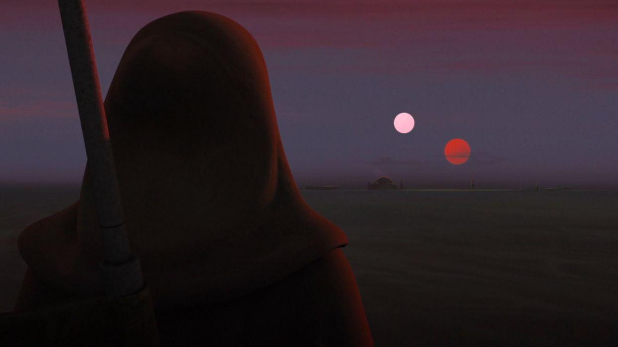 Star Wars Rebels Twin Suns wallpaper