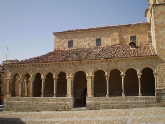 plaza pueblo cortijo arcos espay wallpaper