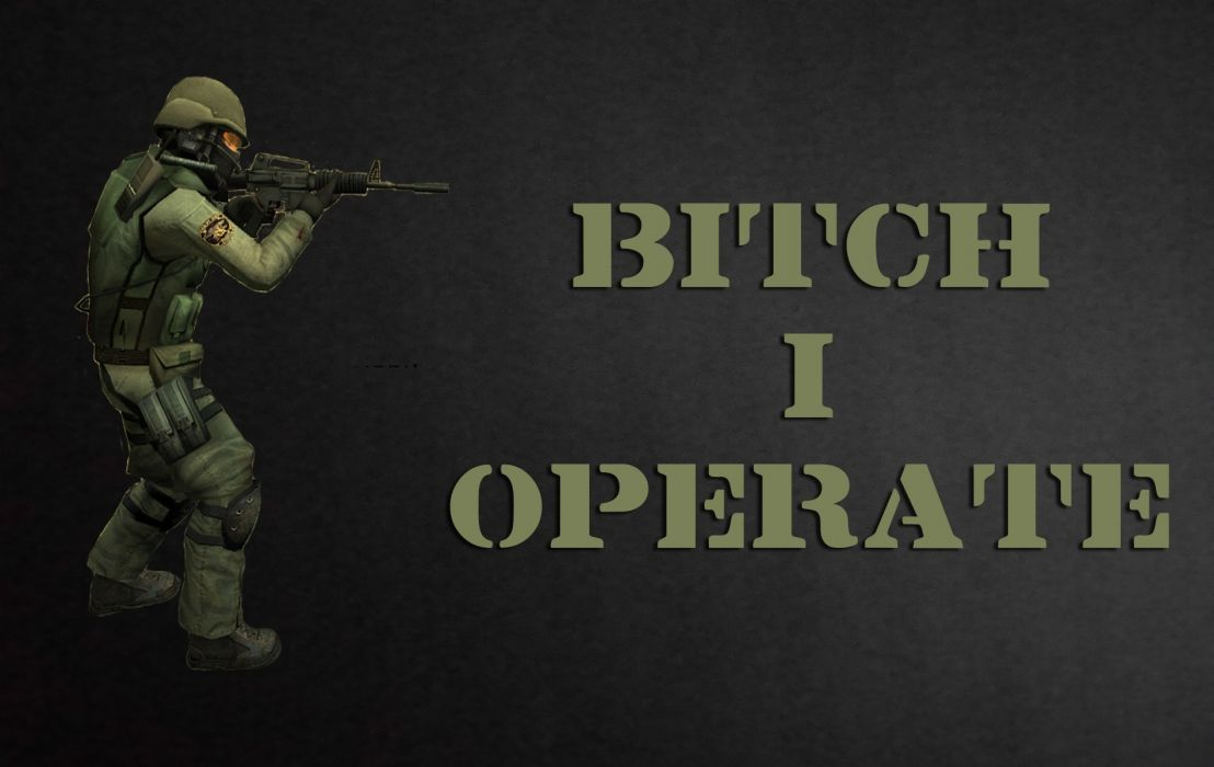Tactical Operator wallpaper