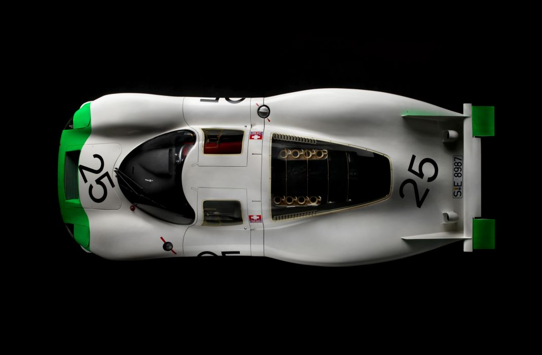 Porsche 908 Langheck LH Classic Race Car wallpaper