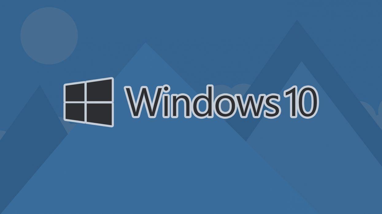 windows-10 materialistic wallpaper