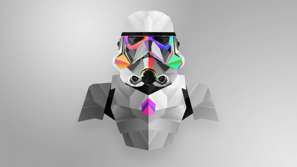 Cool Stormtrooper From Star Wars Wallpaper 2560x1440 1082953