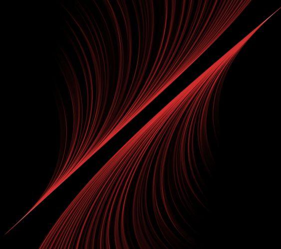 Sleek Red wallpaper