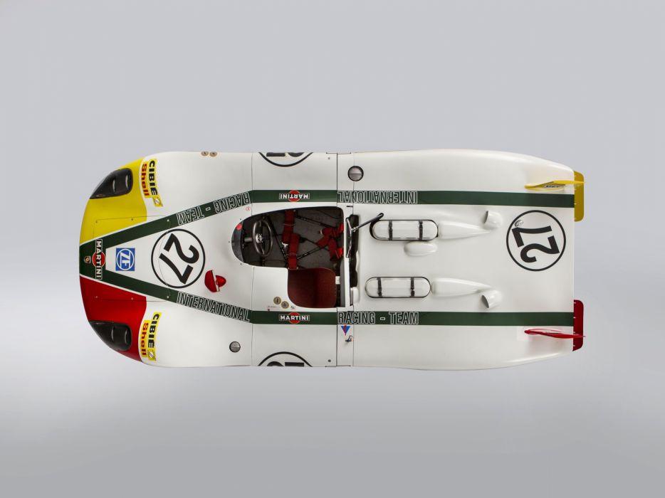 Porsche 908-02 Flunder Spyder Classic Race Car wallpaper