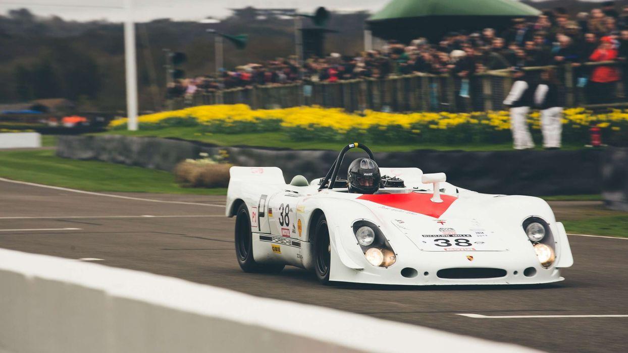 Porsche 908-2 Flunder Classic Race Car wallpaper