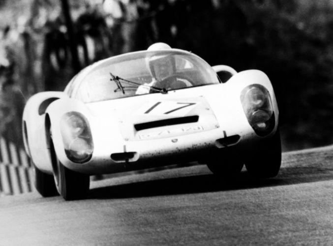 Porsche 910-8 Classic Race Car wallpaper