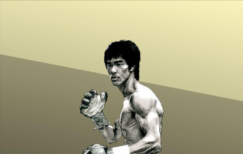 Bruce Lee II wallpaper