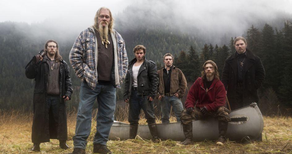 mi familia vive en alaska serie tv documental wallpaper