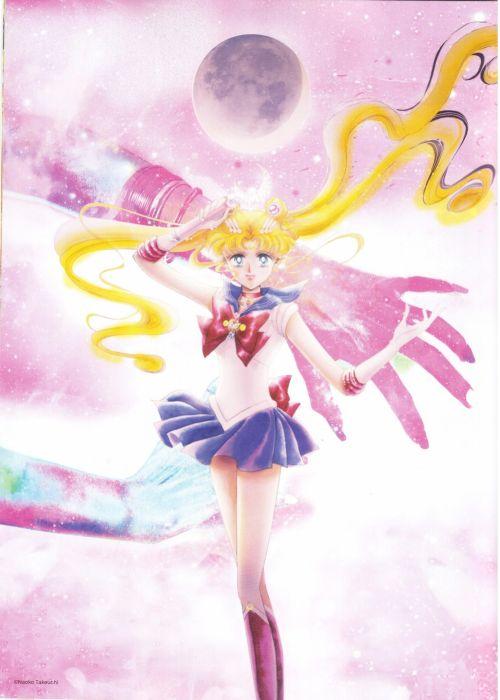 Bishoujo Senshi Sailor Moon Series Sailor Moon Character wallpaper