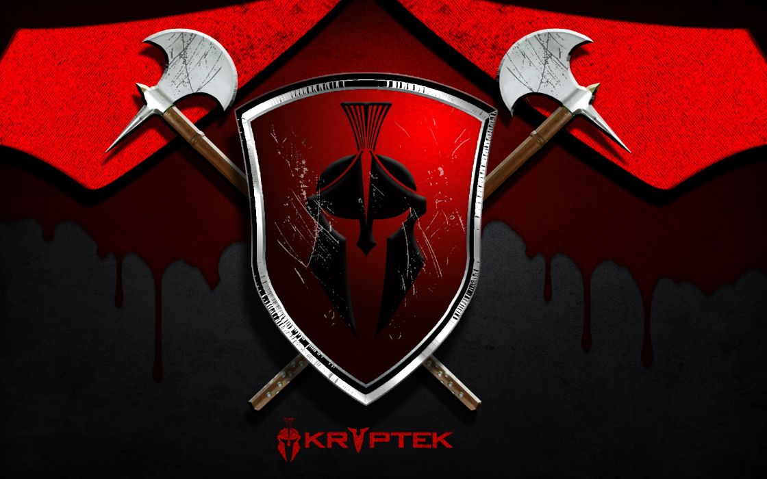 Kryptek Shield wallpaper
