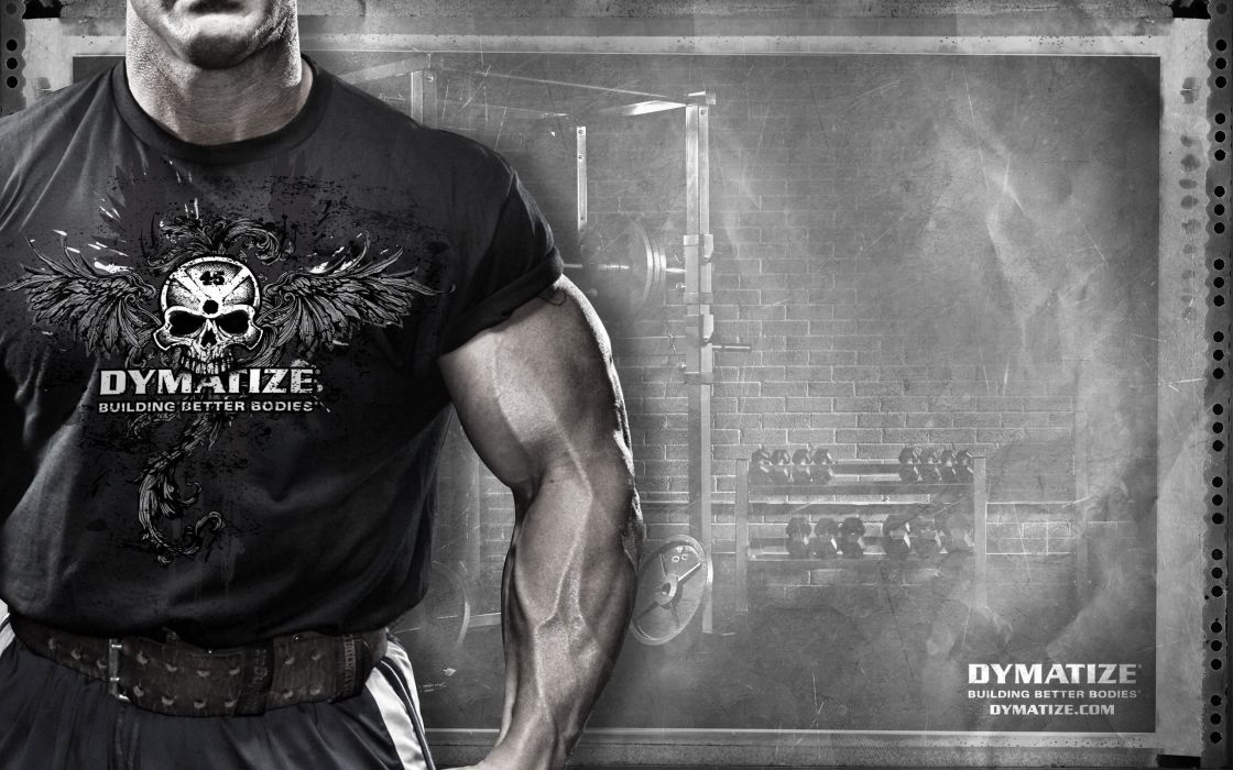 Sports men-fitness-athletic-body-bodybuilding-mice-human wallpaper