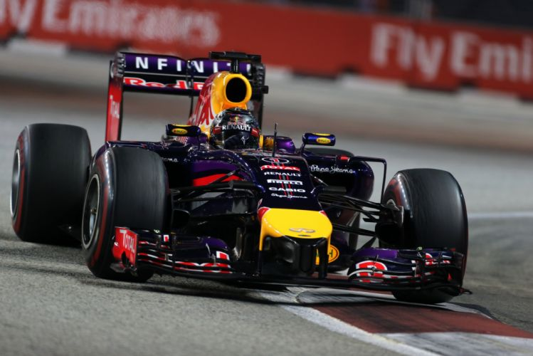 Red Bull RB10 2014 Formula One wallpaper