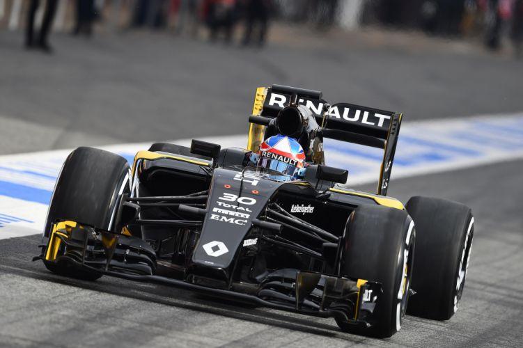 Renault R S 16 2016 Formula One wallpaper