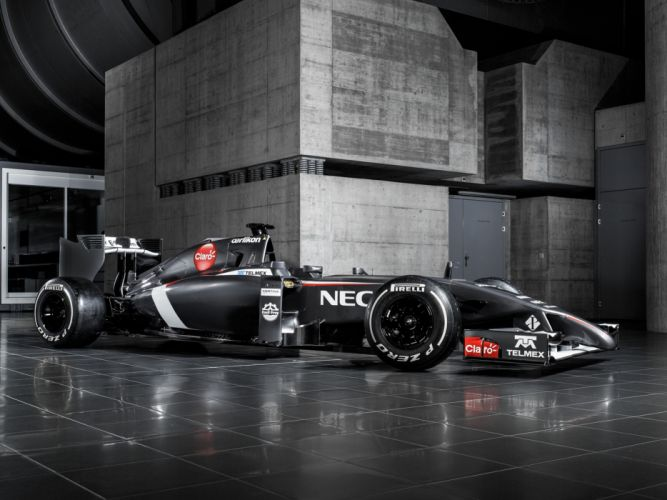 Sauber C33 2014 Formula One wallpaper
