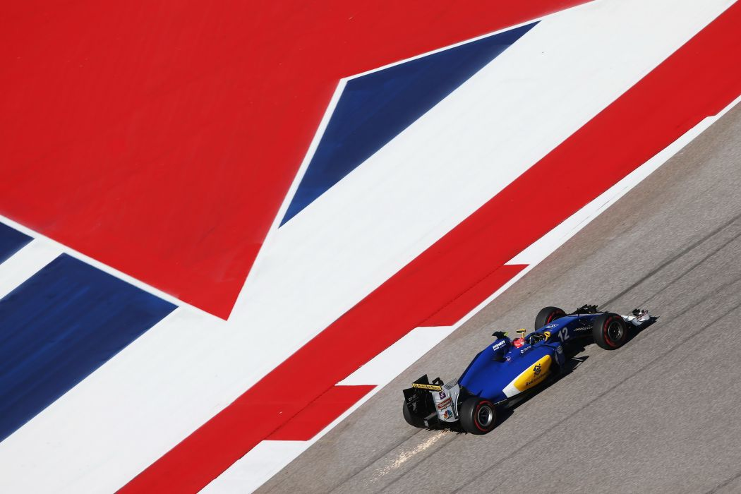Sauber C35 2016 Formula One wallpaper