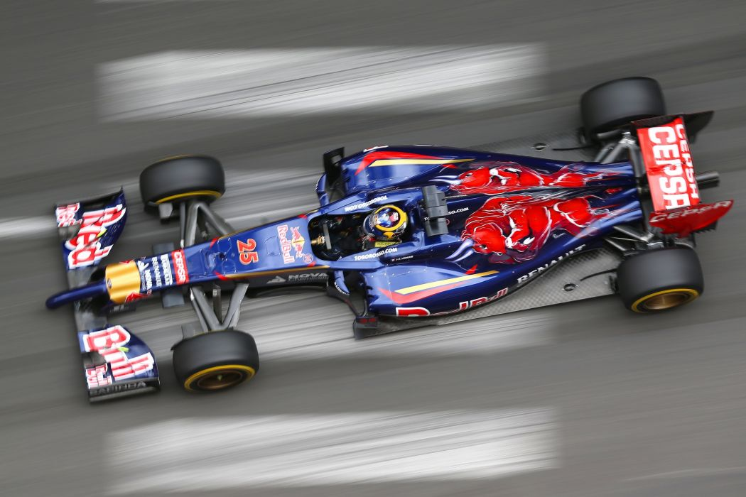 Scuderia Toro Rosso STR9 2014 Formula One wallpaper