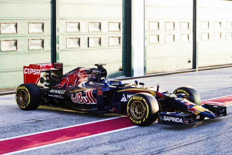 Scuderia Toro Rosso STR10 2015 Formula One wallpaper