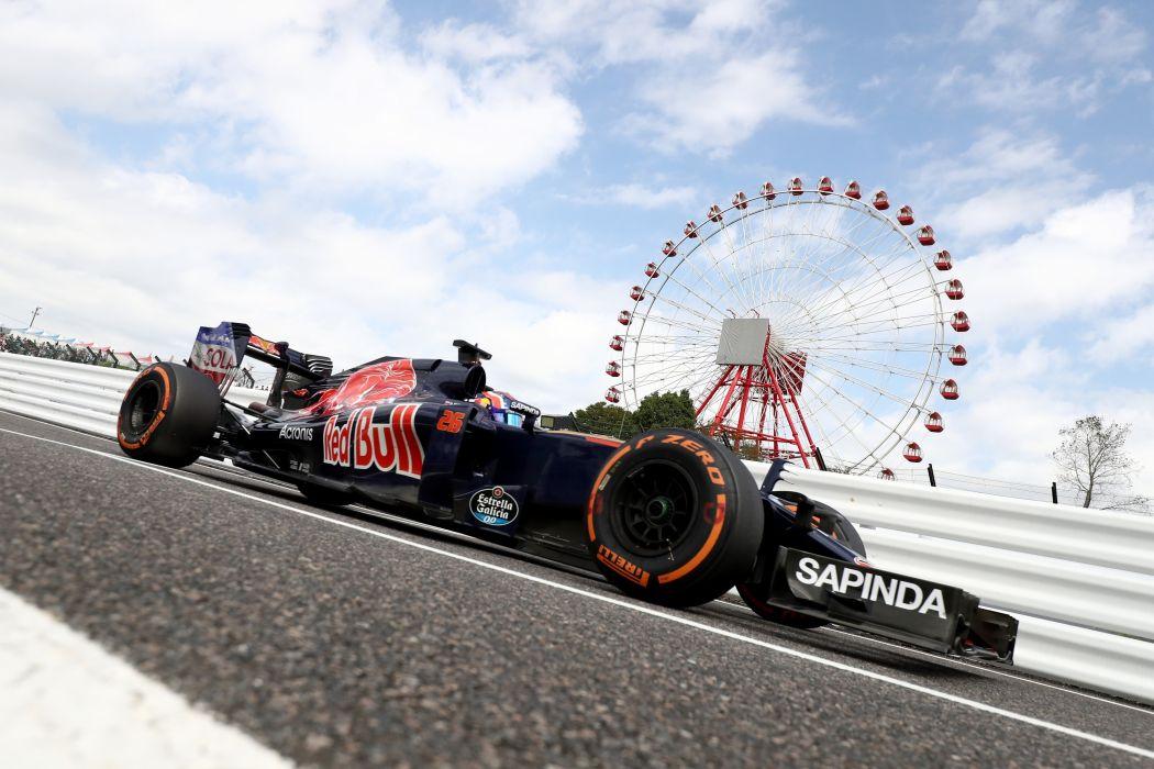 Scuderia Toro Rosso STR11 2016 Formula One wallpaper