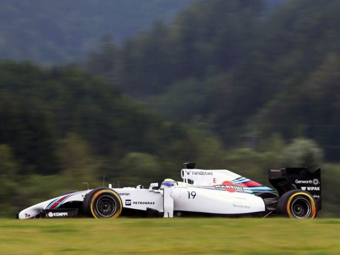 Williams-Martini FW36 2014 Formula One wallpaper