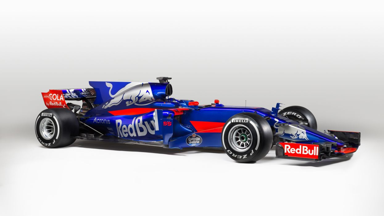 Scuderia Toro Rosso STR12 2017 Formula One wallpaper