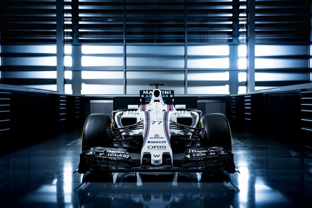 Williams-Martini FW38 2016 Formula One wallpaper