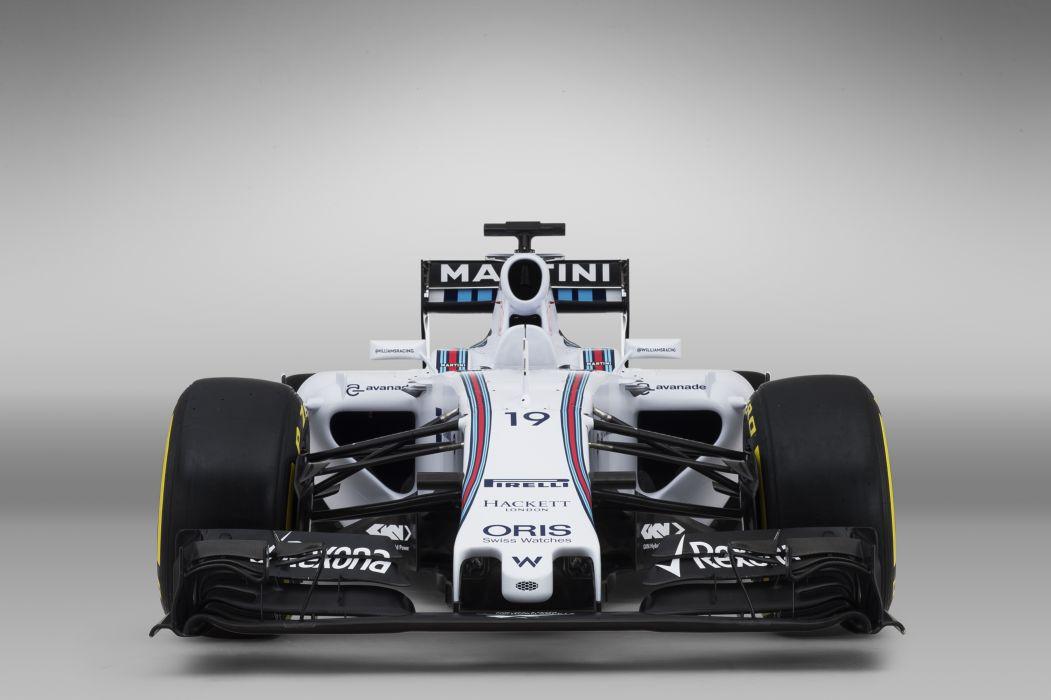 Williams-Martini FW37 2015 Formula One wallpaper