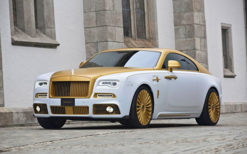 2016 Mansory Rolls-Royce Wraith Palm Edition 999 wallpaper