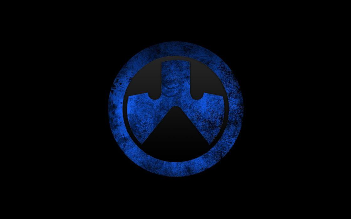 Magpul Logo Blue wallpaper