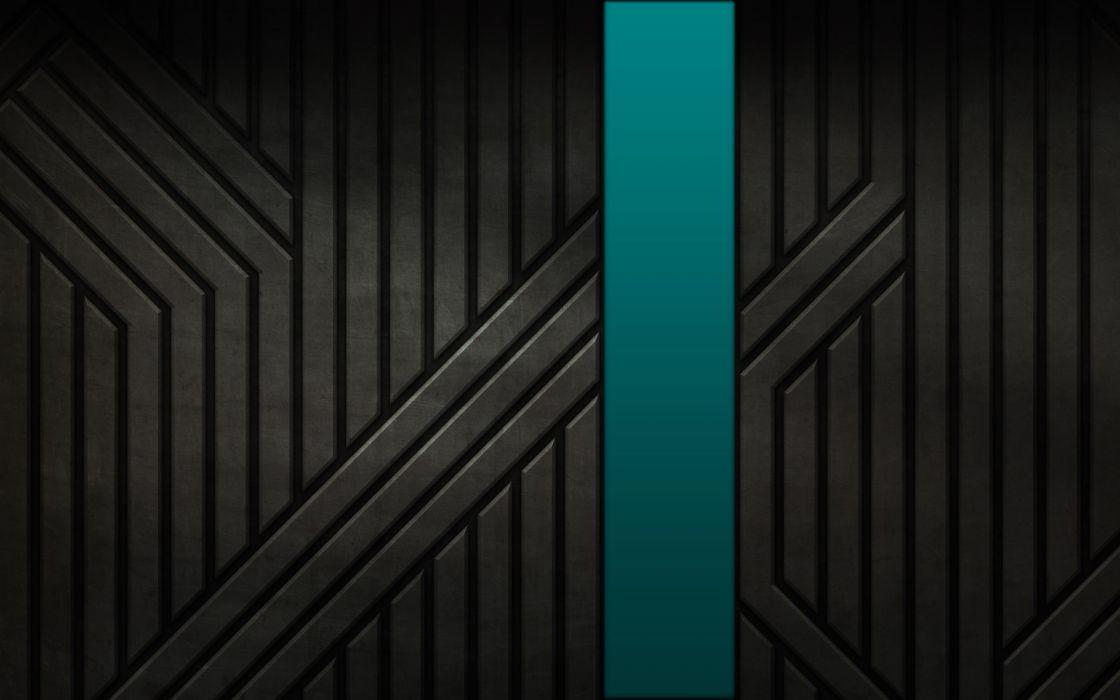 Industrial Cyan wallpaper