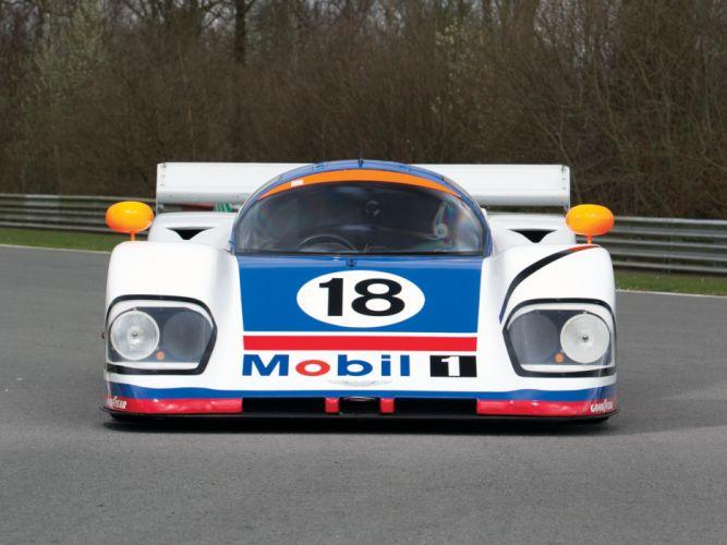 Aston Martin AMR1 Classic Race Car wallpaper