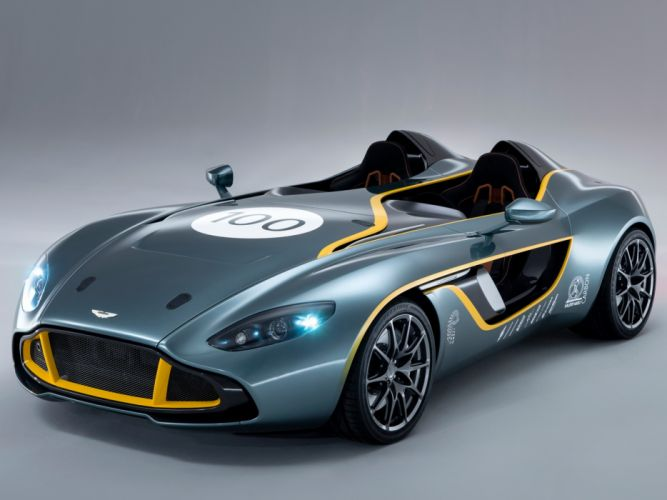 Aston Martin CC100 Speedster Concept wallpaper