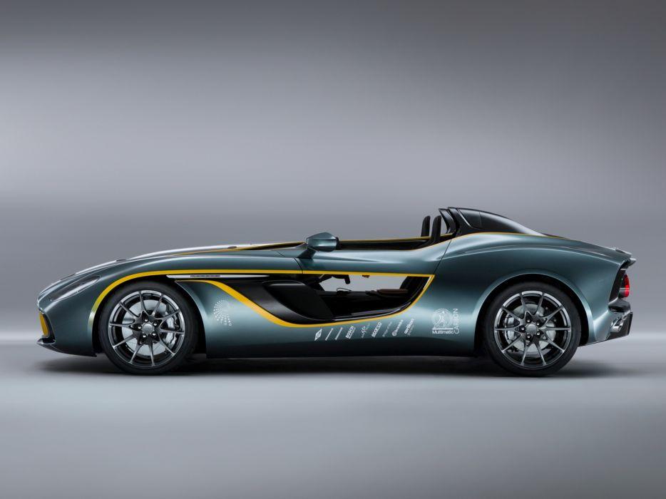 Aston Martin CC100 Speedster Concept wallpaper