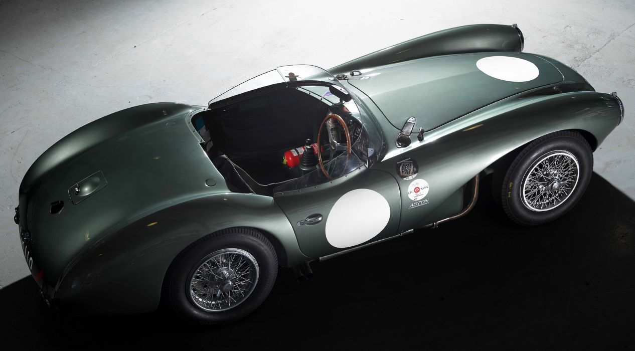 Aston Martin DB3S Classic Race Car wallpaper