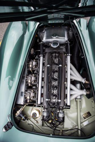 Aston Martin DB3S Classic Race Car wallpaper