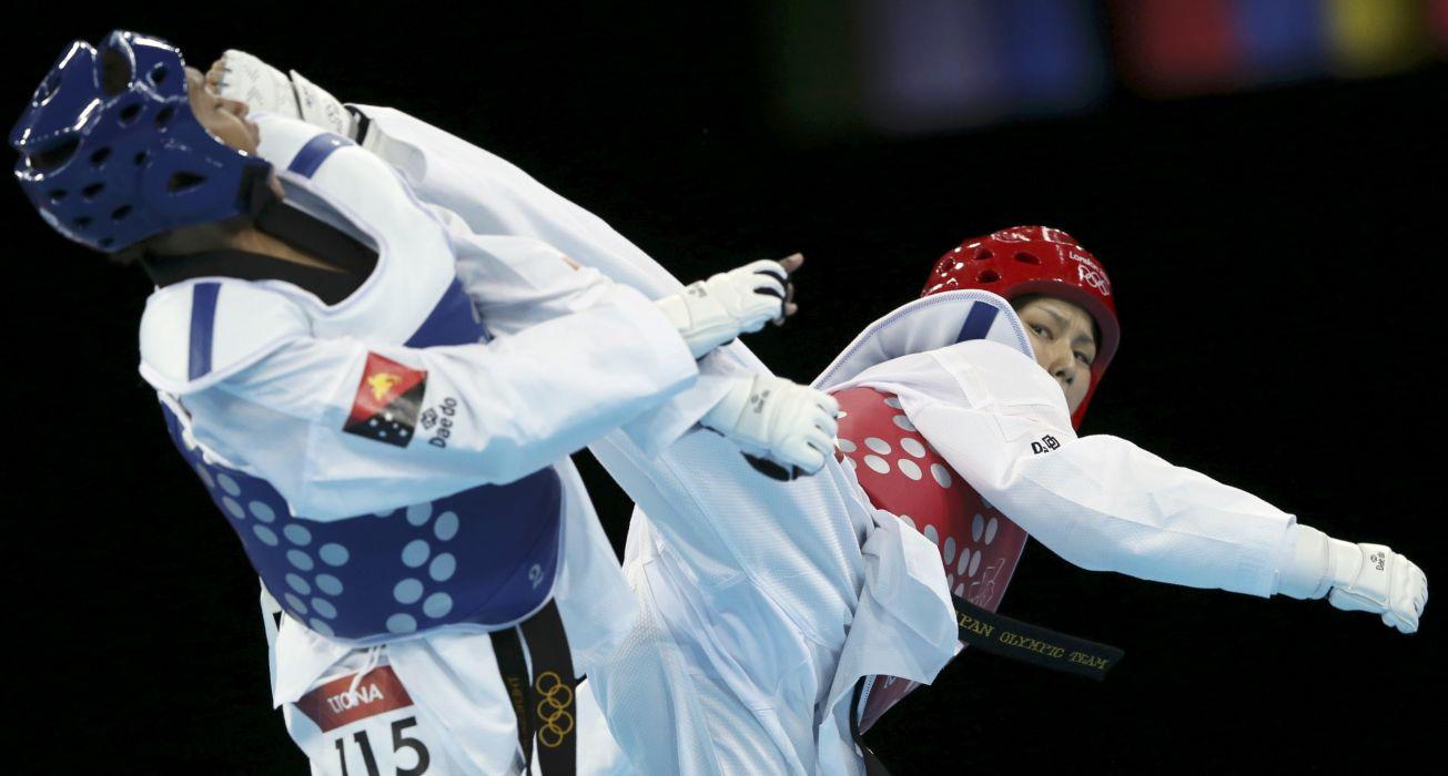 Taekwondo deporte luchas wallpaper