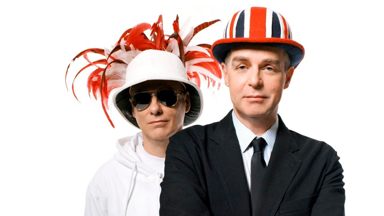pet shop boys cantantes britanicos wallpaper