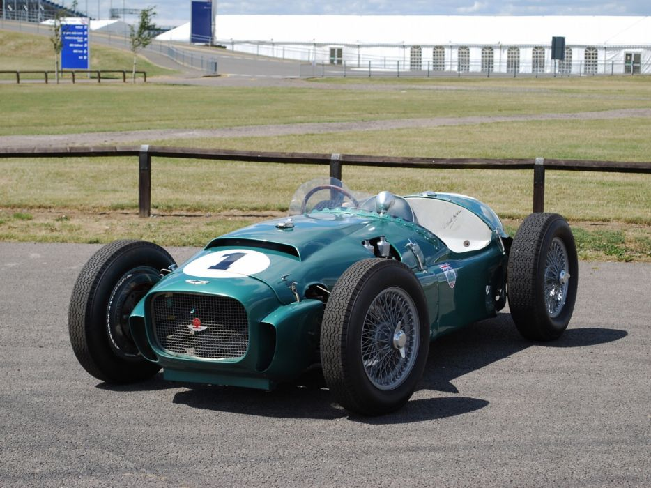 Aston Martin DB3S Special Classic Race Car wallpaper