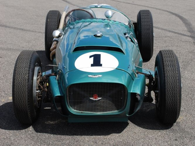Aston Martin DB3S Special Classic Race Car wallpaper