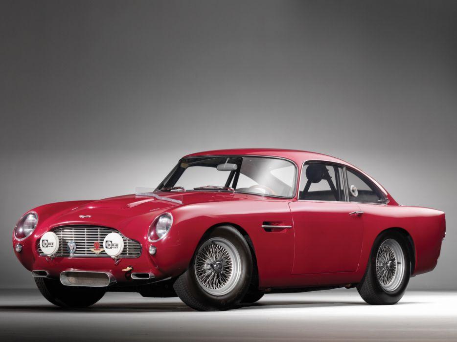Aston Martin DB4 GT Lightweight wallpaper