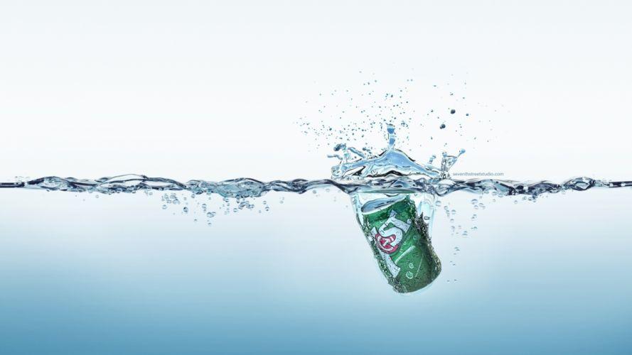 Humor water-can-diving wallpaper