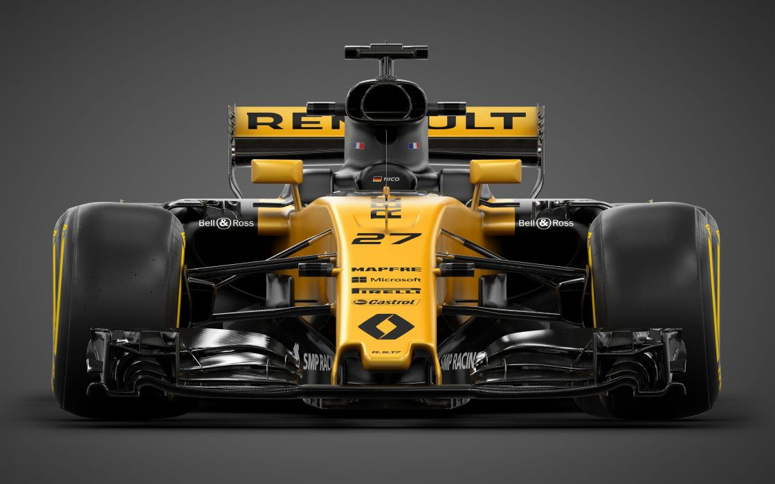 Renault RS17 Formula One wallpaper
