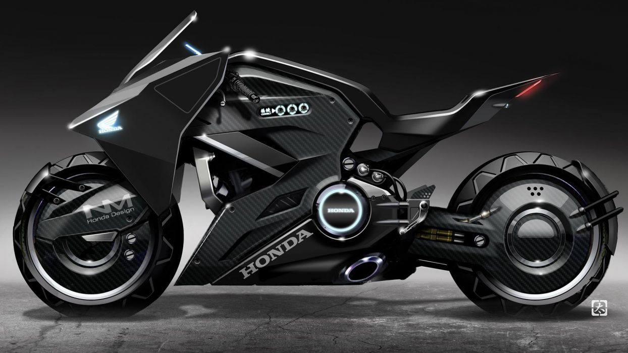 honda nm4 vultus special ghost in the shell-HD wallpaper