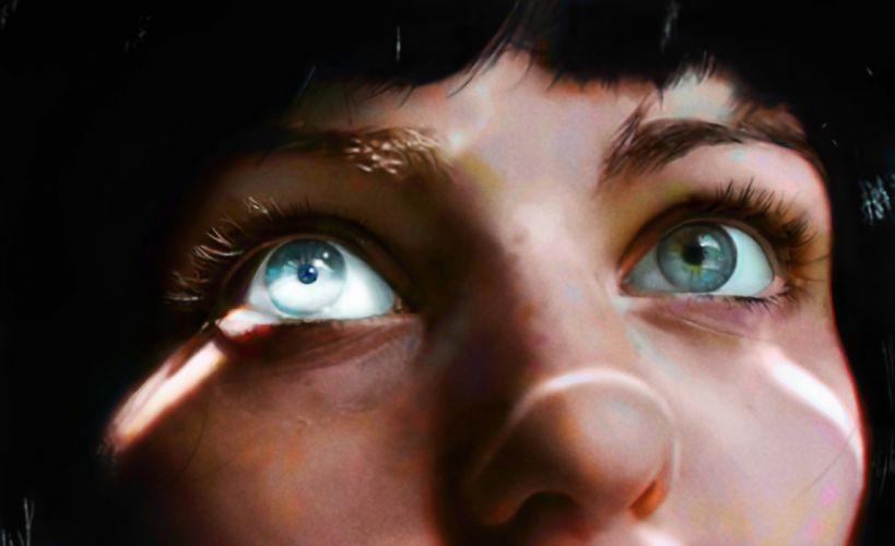 rene-gorecki-orig artstation original art fantasy girl beautiful blue eyes wallpaper