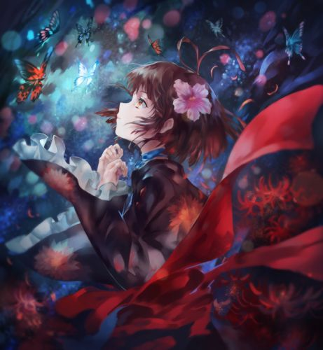 koutetsujou no kabaneri anime series wallpaper