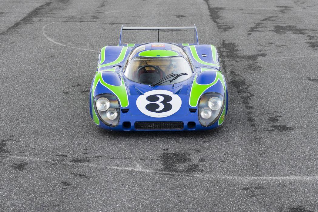 Porsche 917 Langheck Classic Race Car wallpaper